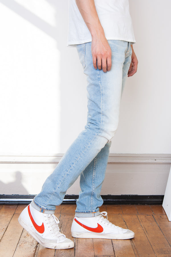 Nudie Lean Dean - Faded Meadow Jeans & Apparel - Dutil Denim