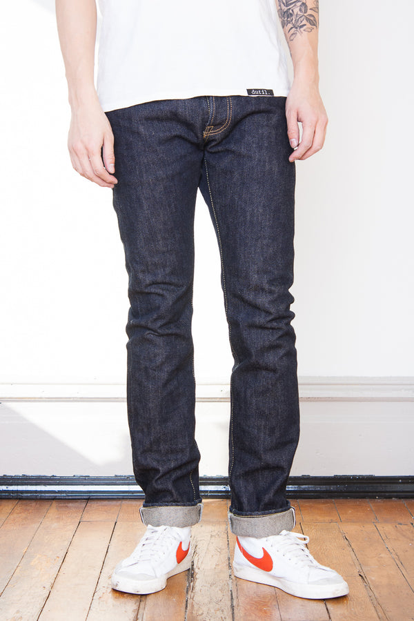 Iron Heart 555 - 21oz Indigo Jeans & Apparel - Dutil Denim