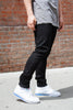 Ksubi Chitch Slim - Laid Black Jeans & Apparel - Dutil Denim