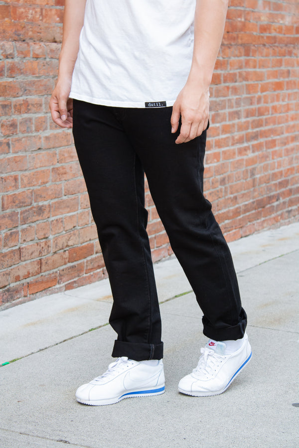 Levi's 501 - Black Jeans & Apparel - Dutil Denim