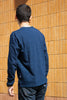 Pure Blue Japan Jersey Crew Neck - Indigo Jeans & Apparel - Dutil Denim