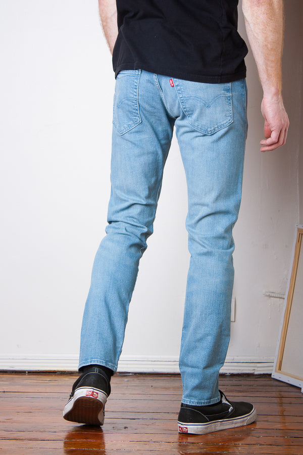 Levi's 512 Slim Tapered - Jafar ADV Jeans & Apparel - Dutil Denim