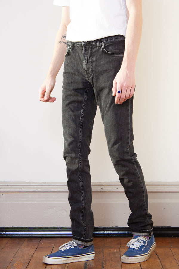 Nudie Lean Dean - Grey Stardust Jeans & Apparel - Dutil Denim