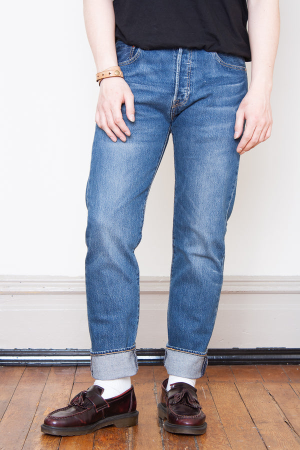 Levi's 501 '93 Straight - Bleu Eyes Baby Jeans & Apparel - Dutil Denim