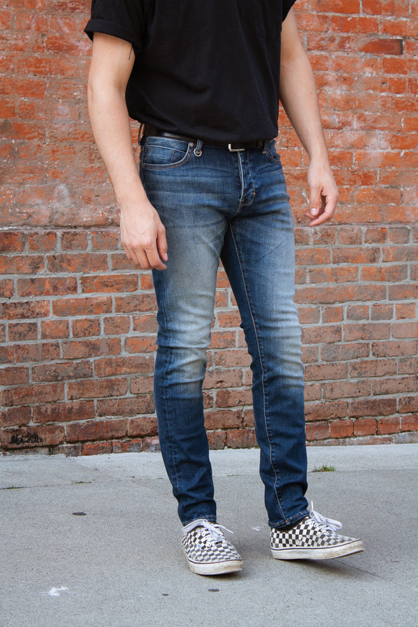 Neuw Iggy Skinny - Harajuku Air Wash - Dutil Denim