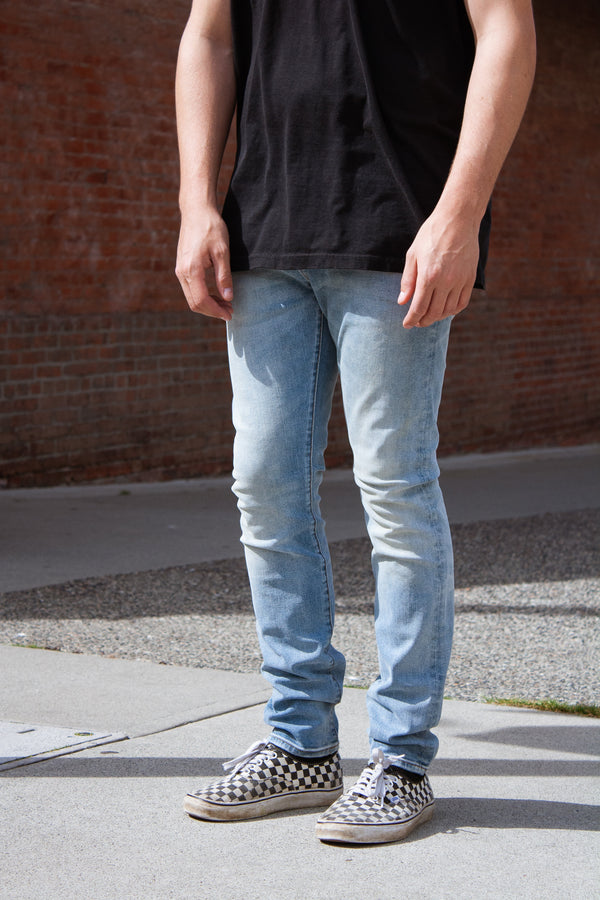 Neuw Iggy Skinny - Light Atomic Air Wash Jeans & Apparel - Dutil Denim