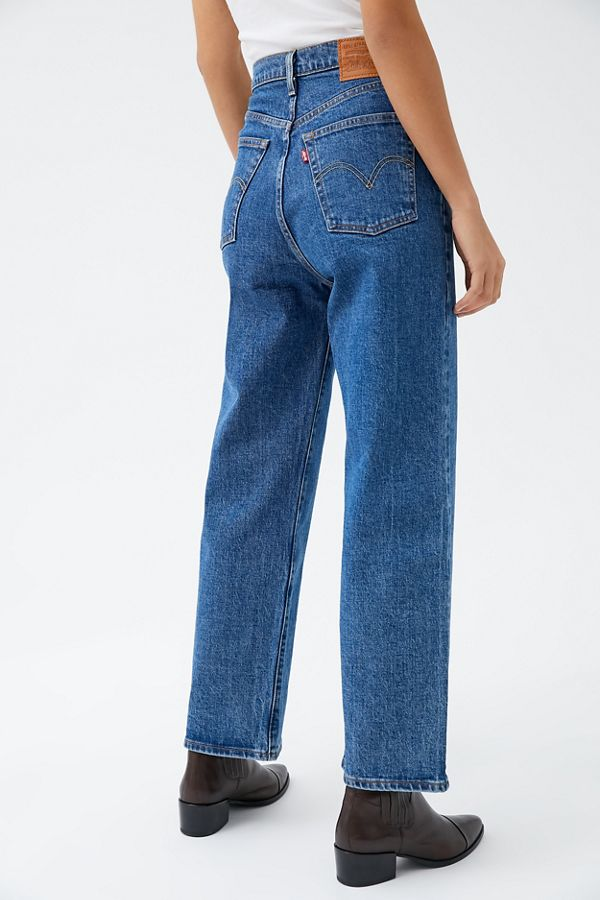 Levi's Ribcage Ankle Straight - Georgie