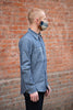 Rogue Territory BM Shirt - Indigo Chambray Selvedge