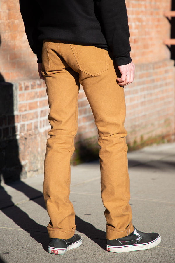 Rogue Territory SK - 15oz Selvedge Copper Canvas