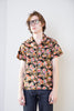 Naked & Famous Aloha Shirt - Golden Floral Fans Jeans & Apparel - Dutil Denim