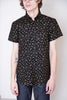 Naked & Famous Short Sleeved Easy Shirt - Japanese Golden Flowers Jeans & Apparel - Dutil Denim