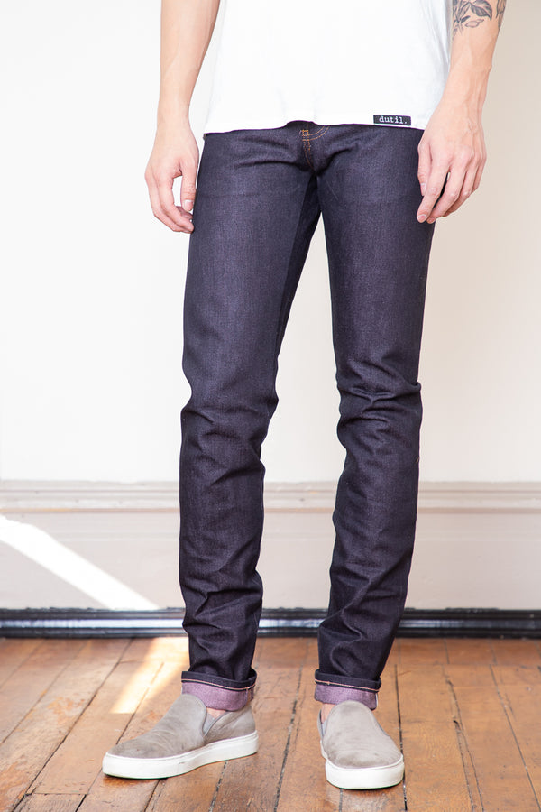N&F Super Guy Skinny - Hanami Selvedge