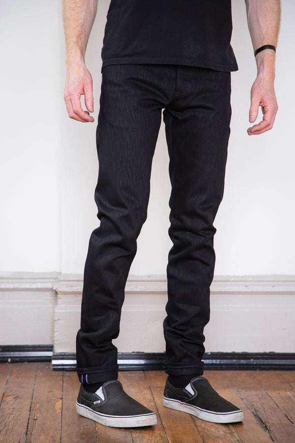 Naked & Famous Super Guy - Trunks Future Selvedge