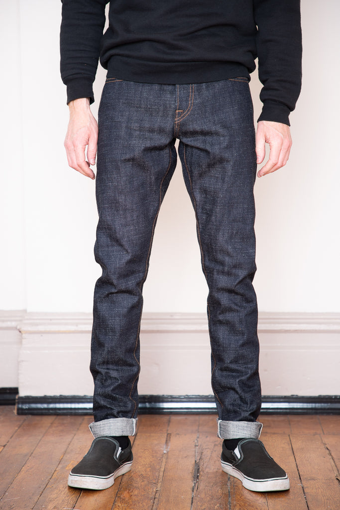 Rogue Territory Strong Taper - Cryptic Indigo