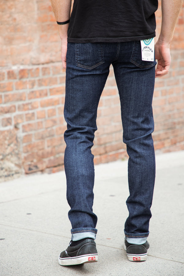 Naked & Famous Super Guy - Hyper Flex Stretch Selvedge