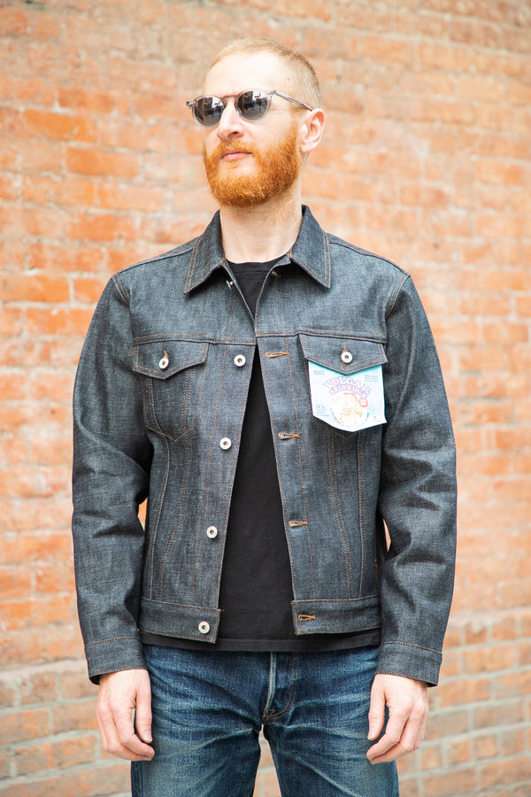 Naked & Famous Denim Jacket - Vulgar Selvedge 2