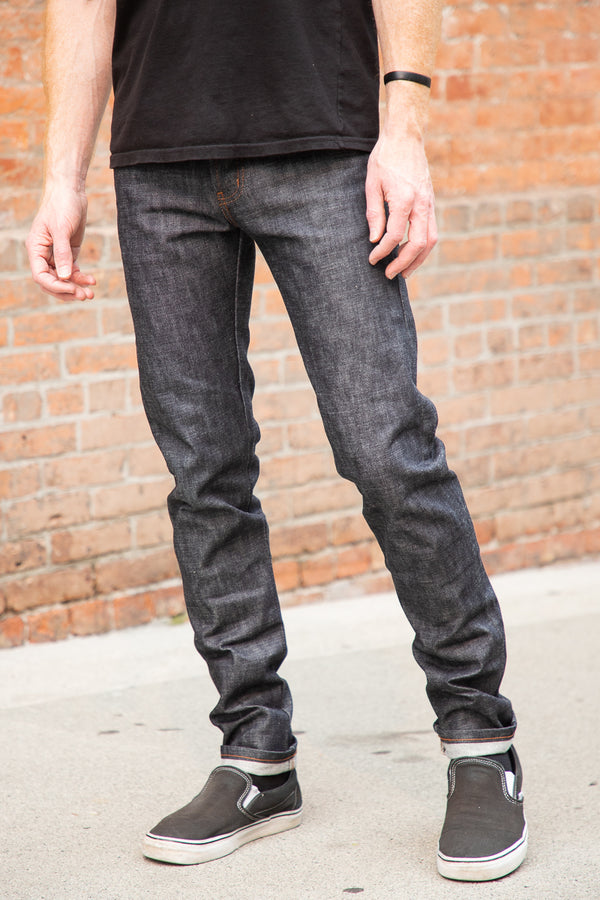 Naked & Famous Super Guy - Vulgar Selvedge 2