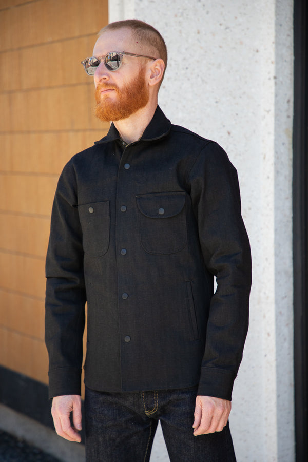 Rogue Territory Service Shirt - 15oz Stealth