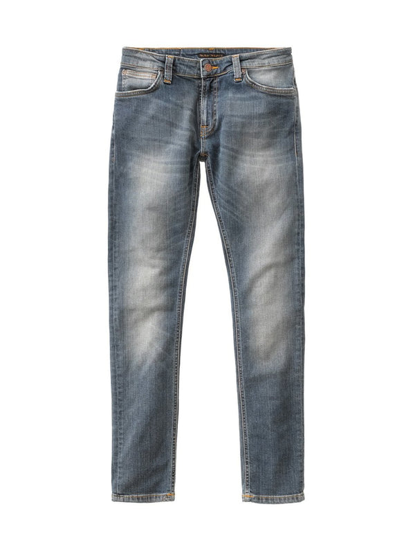 Nudie Skinny Lin - Shimmering Power Jeans & Apparel - Dutil Denim