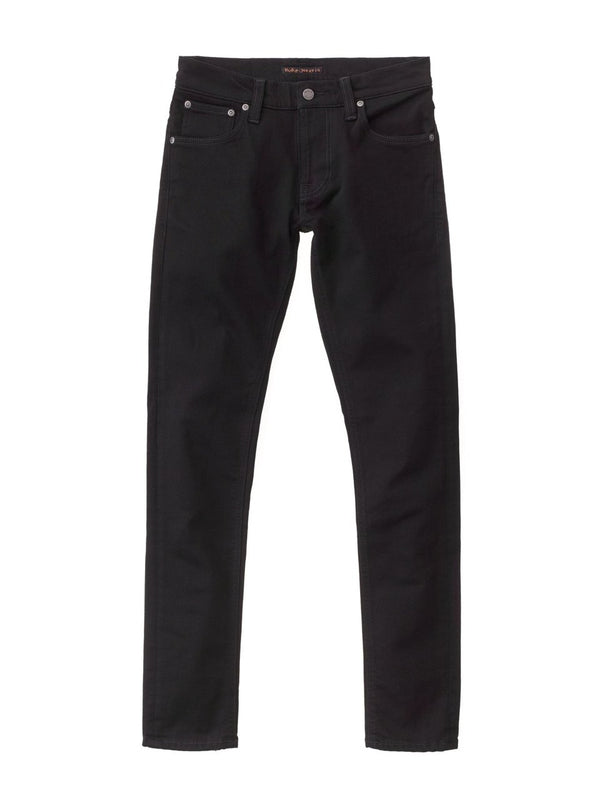 Nudie Tight Terry - Everblack Jeans & Apparel - Dutil Denim