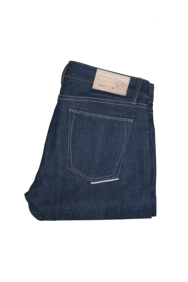 Doublewood Boyfriend - Raw Jeans & Apparel - Dutil Denim