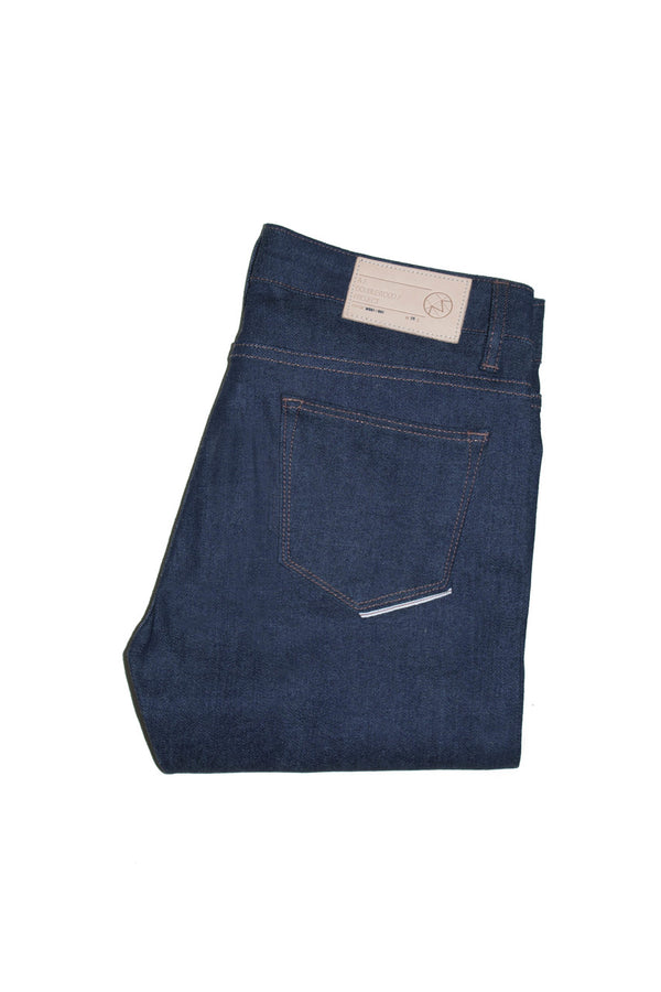 Doublewood Skinny 01 - Raw Stretch - Dutil Denim