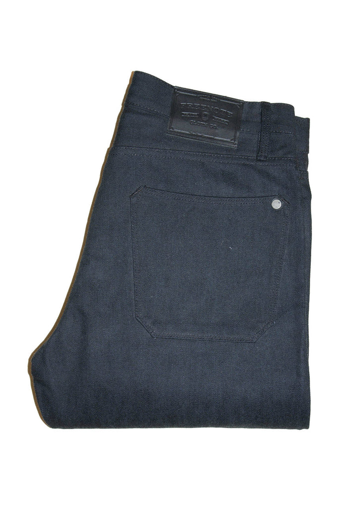 Freenote Portola Tapered - Black Grey Weft - Dutil Denim