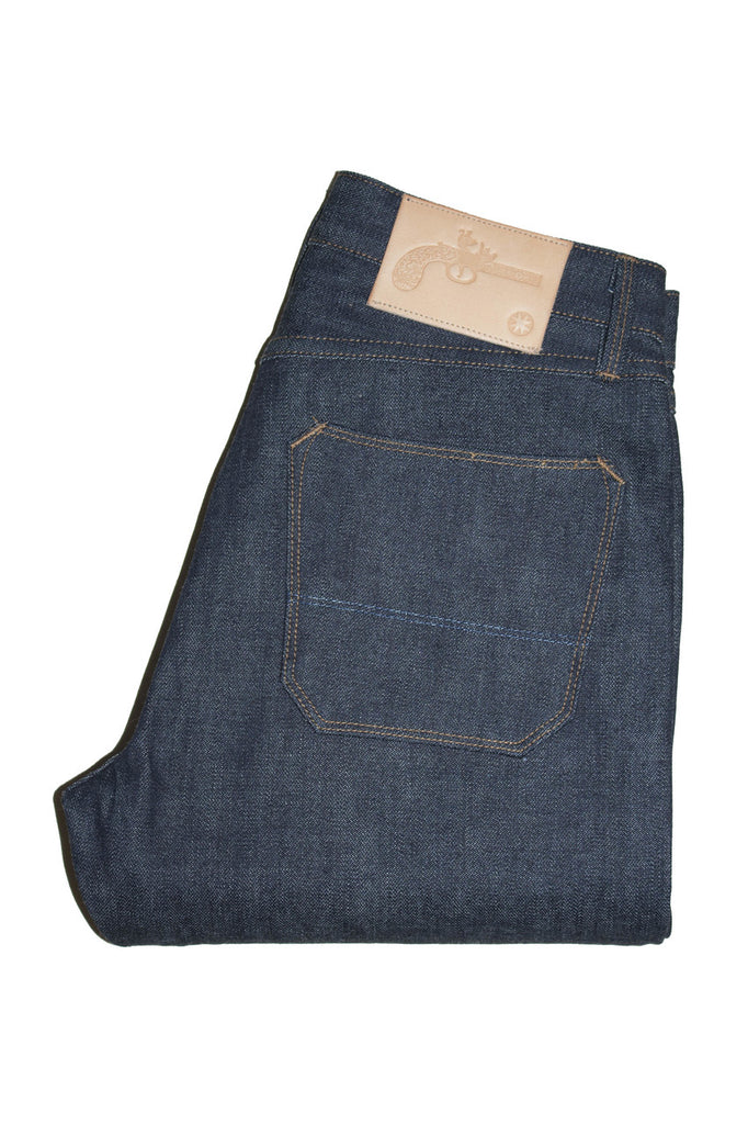 Freenote Wilkes Western Cut - Indigo - Dutil Denim