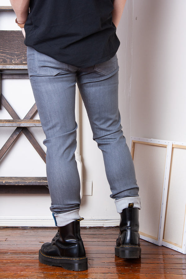 Jude Neale Blade Slim-Tapered - Slate Jeans & Apparel - Dutil Denim