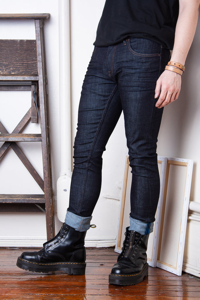 Jude Neale Blade Slim-Tapered - Raw Jeans & Apparel - Dutil Denim