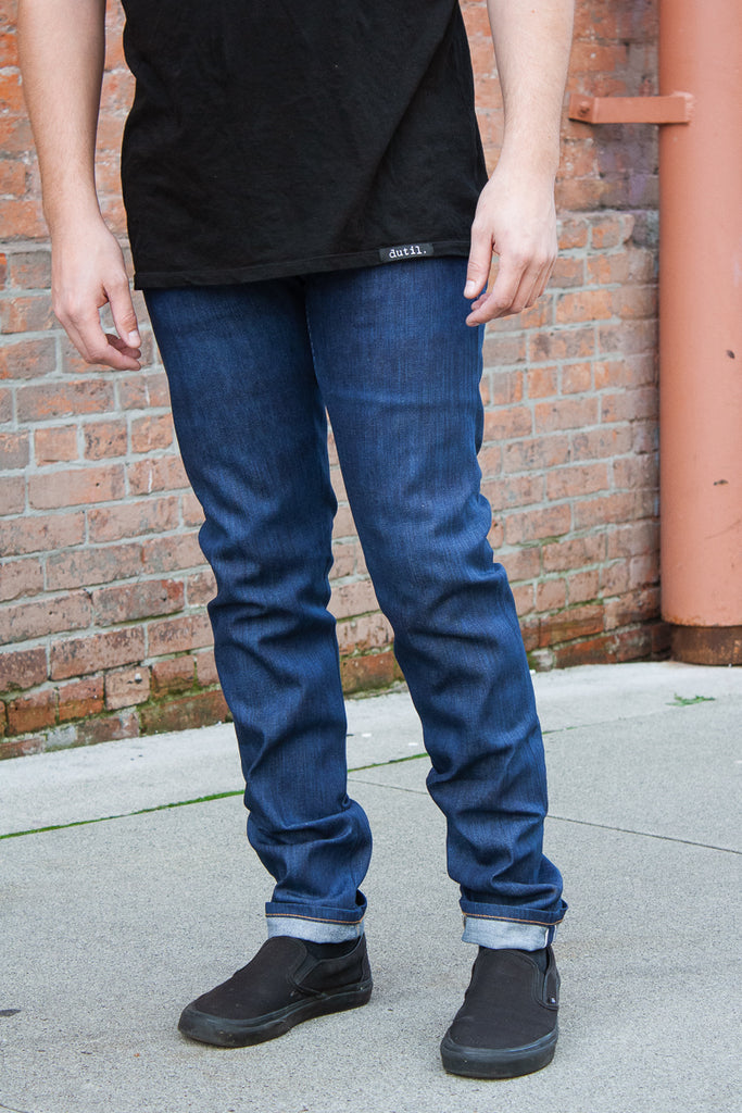 Naked & Famous Super Guy - Kasuri Stretch Selvedge 12.5oz
