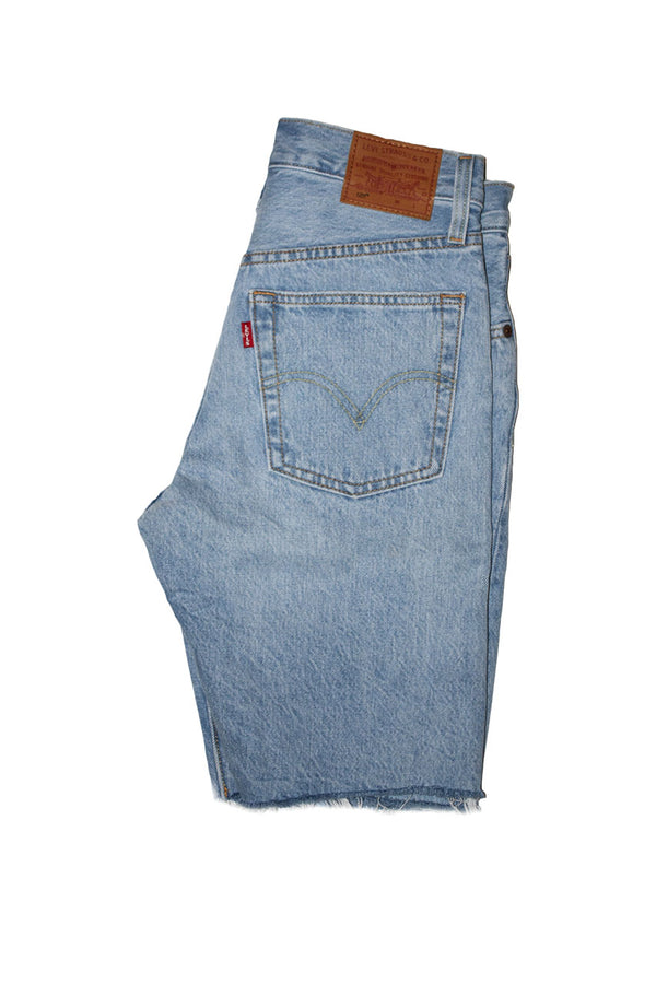 Levi's 501 Slouch Short - Slouch Around Jeans & Apparel - Dutil Denim