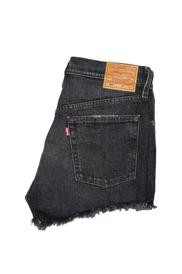 Levi's 501 High Rise Short - Someone's Thunder - Dutil Denim
