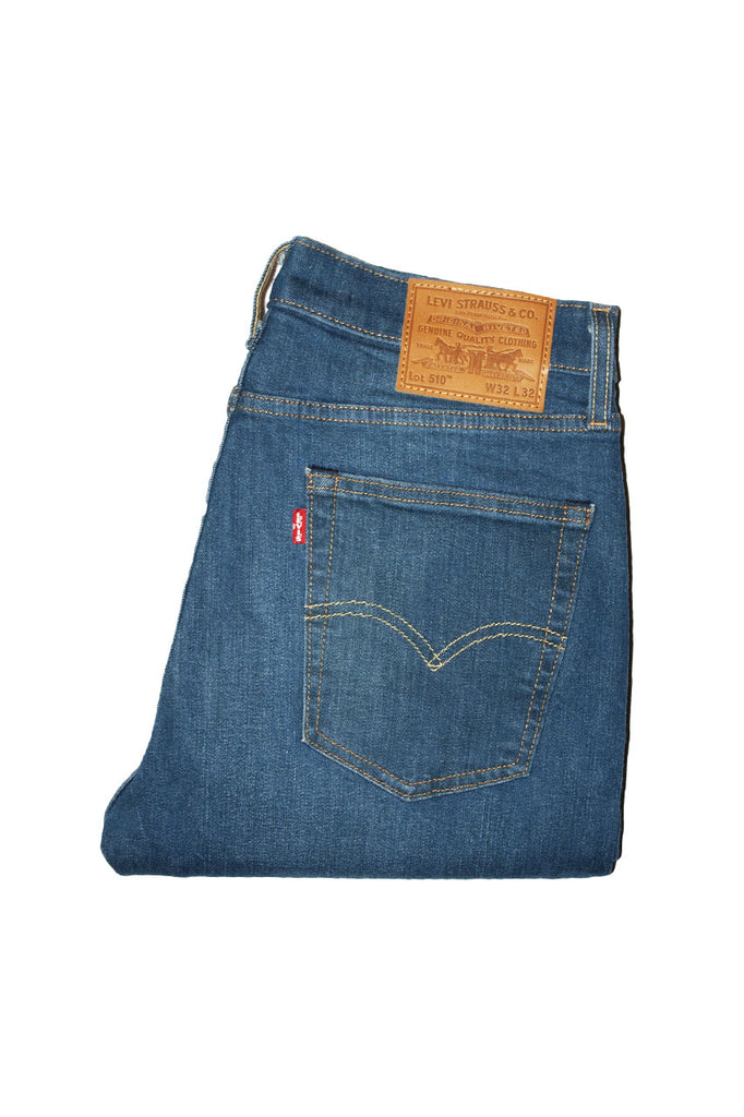Levi's 510 Skinny - St. Patrick's Day Advanced Stretch - Dutil Denim
