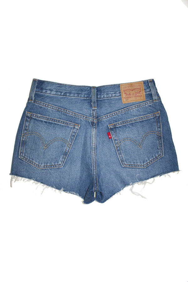 Levi's 501 Short - Back To Your Heart Jeans & Apparel - Dutil Denim
