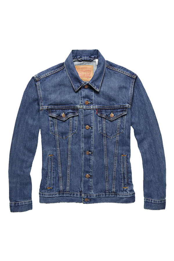 Levi's The Trucker Jacket - The Shelf - Dutil Denim
