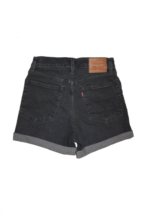 Levi's Wedgie Short - Zodiac Black Jeans & Apparel - Dutil Denim