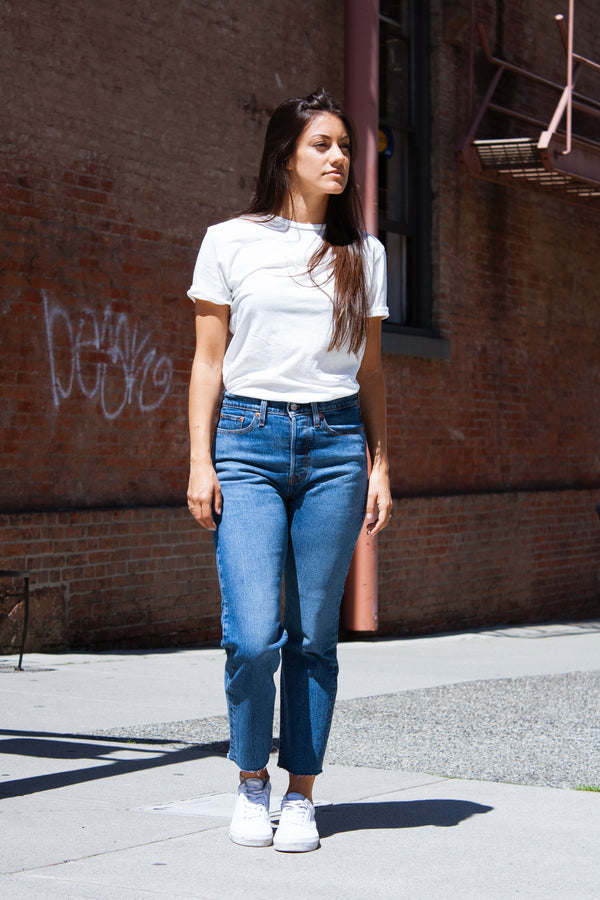 Levi's Wedgie Straight - Love Triangle Jeans & Apparel - Dutil Denim