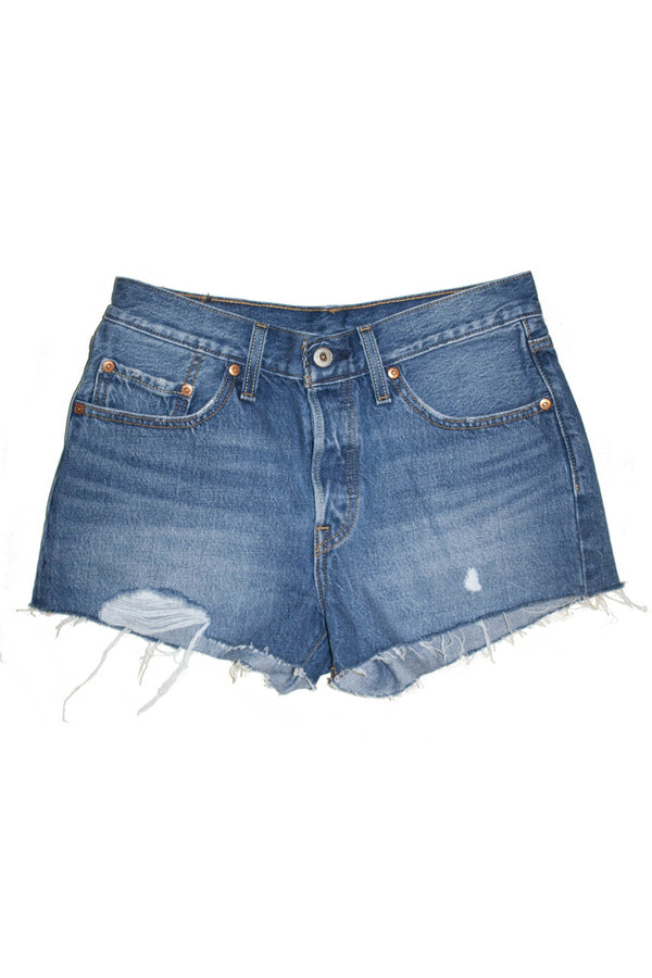 Levi's 501 Short - Back To Your Heart - Dutil Denim