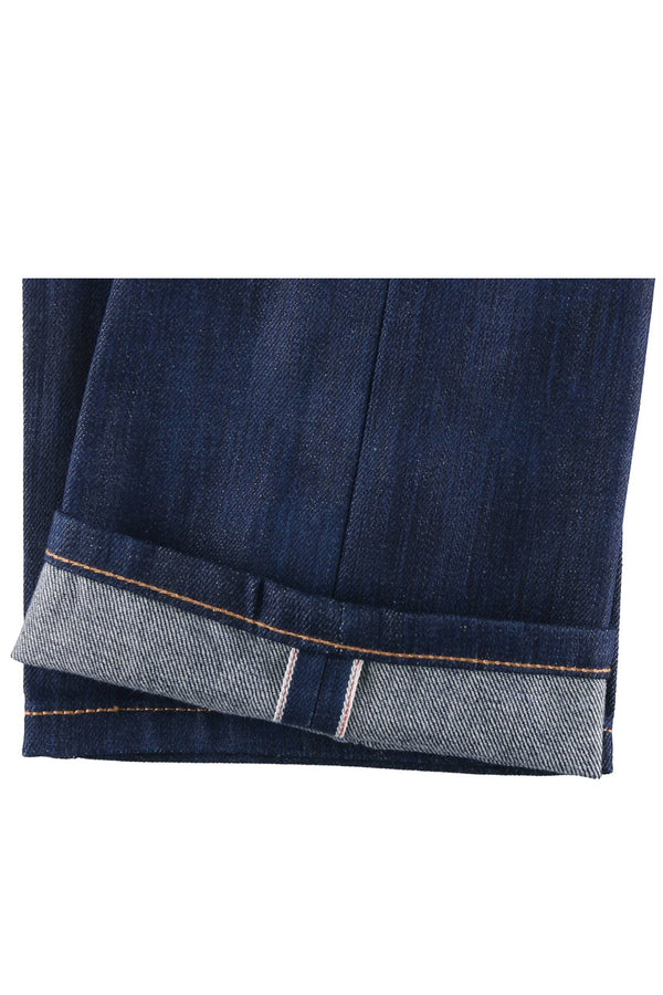 Naked & Famous Easy Guy - Kasuri Stretch Selvedge 12.5oz