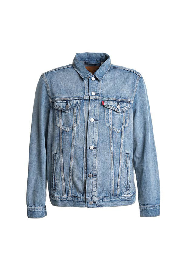 Levi's The Trucker Jacket Killebrew - Dutil Denim