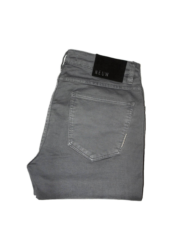Neuw Iggy Skinny - Work Grey - Dutil Denim
