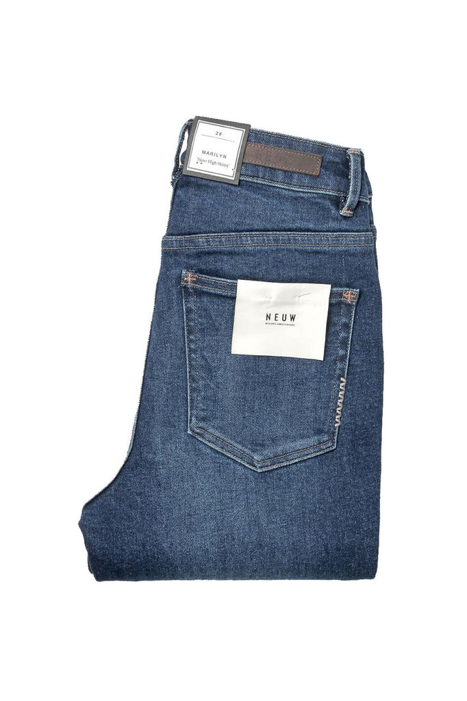 Neuw Marilyn High Rise Skinny - Nytorget Jeans & Apparel - Dutil Denim