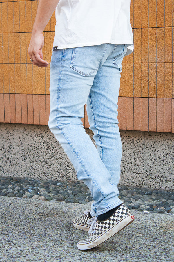 Neuw Ray Tapered - Autobahn Blue Jeans & Apparel - Dutil Denim