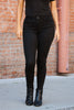Neuw Smith High Rise Skinny - Night Black Jeans & Apparel - Dutil Denim