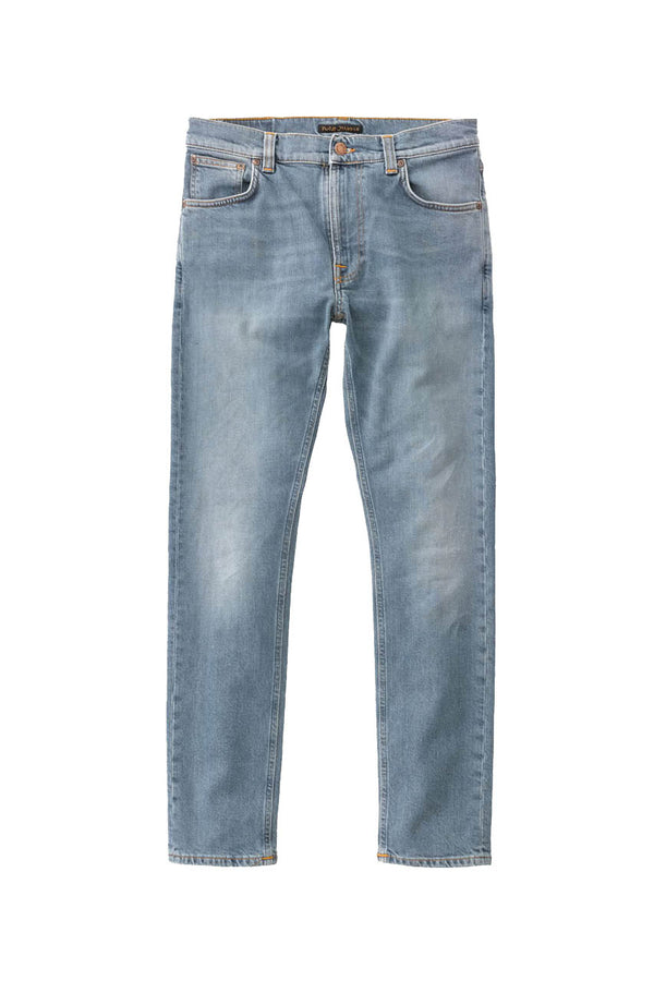 Nudie Lean Dean - Mid Stone Comfort Jeans & Apparel - Dutil Denim