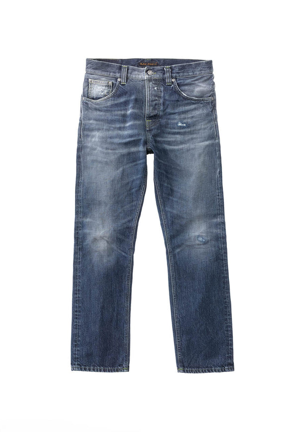 Nudie Sleepy Sixten - Authentic Green - Dutil Denim