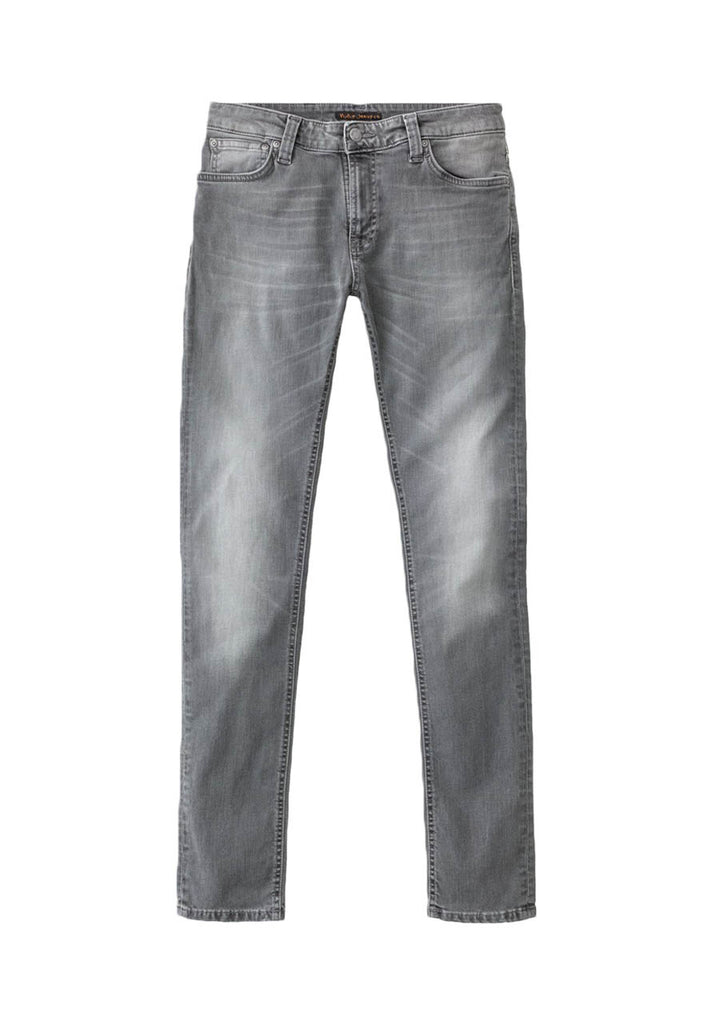 Nudie Skinny Lin - Easy Grey - Dutil Denim