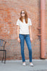 Nudie Skinny Lin - Mid Authentic Power Jeans & Apparel - Dutil Denim