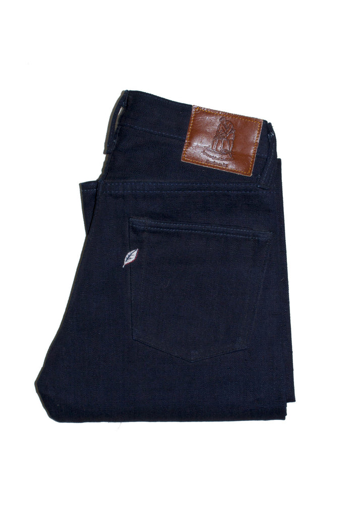 Pure Blue Japan Slim-Straight XX-007 PBJ - Deep Indigo Jeans & Apparel - Dutil Denim